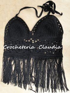 Crocheteria Claudia: Cosechado