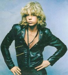 I took my aunt's Leif Garrett album to Show & Tell in the first grade. I'm sure poor Mrs. Harpool was just thrilled.