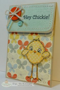 The Cricut Bug: Peachy Keen Money/Gift Card Holder Challenge and Tutorial