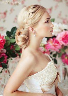 Great Wedding hairstyle Idea