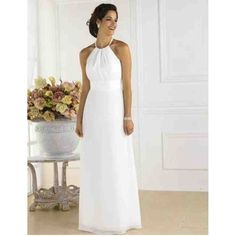 Take a look at the some of the hottest white bridesmaid dresses, from pretty lace gowns through to full-length floating chiffon dresses Wedding Dresses Photos, Black Wedding Dresses, Wedding Dress Styles, Ceremony Dresses, Wedding Attire, Dusty Blue Bridesmaid Dresses, Bridesmaid Dress Styles, Bridesmaid Ideas, Prom Dresses