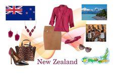 """World - New Zealand"" by cardissa ❤ liked on Polyvore featuring Billie & Blossom, Diane Von Furstenberg, Salvatore Ferragamo, Glamorous, Cutie, Quay, Cathy Carmendy and Lane Bryant"