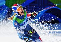 Lindsey Vonn wins Super G
