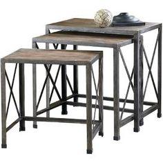 3-Piece Ivan Nesting Table Set