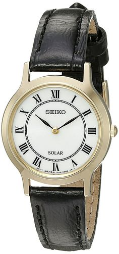 Seiko Women s  Ladies Dress  Quartz Stainless Steel Dress Watch (Model   SUP304) 4ec7334df1