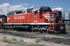 Burlington Northern, Train Engines, Diesel Locomotive, Roads, Chicago, Trains, Transportation, Teachers, Road Routes