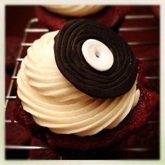 DJ inspired cupcakes!