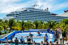 Four ideas for things to do while on a #cruise to Grand Turk.