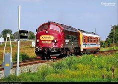 RailPictures.Net Photo: 022 Kárpát Railway 459 / NoHAB at Békéscsaba, Hungary by Sly77