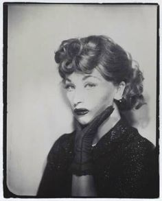 Cindy Sherman, untitled (Lucie Ball), 1975, collection Amedeo M. Turello