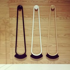 Clean sweep: Swedese brooms designed by GamFratesi. #design #milan
