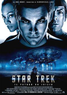 STAR TREK - IL FUTURO HA INIZIO (Un film di J.J. Abrams. Con Chris Pine, Zachary Quinto, Eric Bana, Simon Pegg, Winona Ryder - USA 2009)
