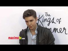 Nolan Gerard Funk The Kings of Summer Los Angeles Premiere ARRIVALS