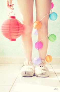 Photography 13x18cm Vintage and Surreal Portrait Legs by SaraHops, €12.00