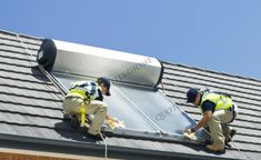With the high number of sunny days in U.S.A, a solar water heater can be a great way to reduce energy costs.  especially,A solar water heater can save the average family of four around 60-93% on their annual utility bill. With state and federal tax credits, a solar water heater can pay for itself in no time.100% free Quotes no obligations