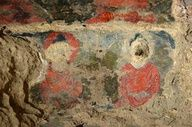 Earliest Oil Paintings Discovered:  Oil paintings have been found in caves behind the two ancient colossal Buddha statues destroyed in 2001 by the Taliban, suggesting that Asians - not Europeans - were the first to invent oil painting Live Science - April 22, 2008