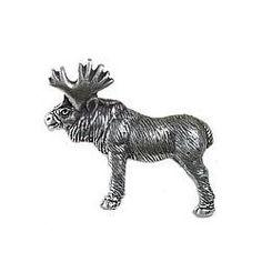 MNG Designer Hardware-Animal Collection Moose Cabinet Knob