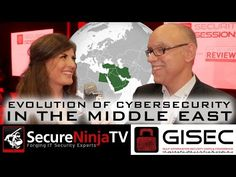 ▶ GISEC 2014 Jorge Sebastiao Evolution of Cybersecurity in the Middle East - YouTube