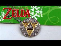 Legend of Zelda Necklace V3 https://youtu.be/D2TbVfQHBB4