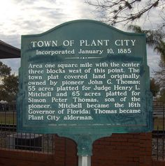 Town of Plant City, FL