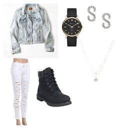 Untitled #1 by explorer-14571046578 on Polyvore featuring polyvore, fashion, style, American Eagle Outfitters, Timberland, Marc Jacobs, Casa Reale, LC Lauren Conrad and clothing