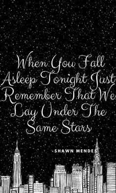 Shawn Mendes Never Be Alone