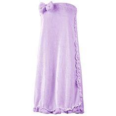 5df7f556b5 Women Ruffles Nightgowns Autumn Sleepwear Sexy Strapless Bowknot Tube Dress  Printed Bath Towel Suits Bathrobe+ Headband+Shoes. Dress RobesTube ...