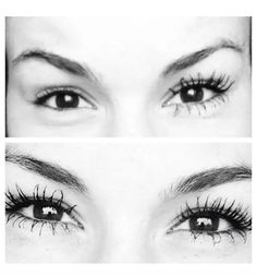Younique 3D Fiber Lash Mascara!!  Don't wait to be as happy as she is..  Get it at www.youniqueproducts.com/YeniPineda