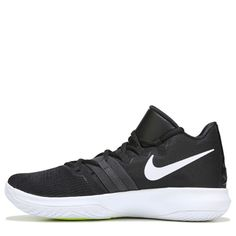 8651eefa785e Nike Men s Kyrie Flytrap Basketball Shoes (Black White Volt)
