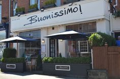 Buonissimo; Italian Country restaurant. Best place to eat in Harborne.