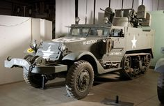 Dragon Wagon, DUKW, half tracks head to auction to save military museum