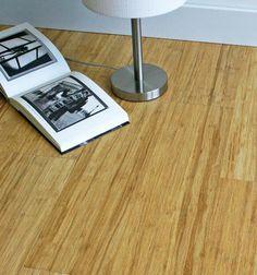 #Suelo de #parquet de la colección Top Bamboo de la marca Moso. Es muy natural y fresco. Se instalan de forma fácil y sencilla, y tienen un tablero HDF de alta densidad.