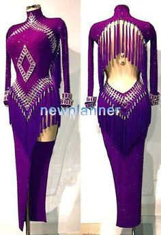 MC209-Women-Latin-Smooth-Rumba-Rhythm-Salas-Competition-Dance-Dress-US-10-UK-12