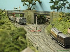 model railway | Model railway layout - Bodmin