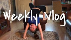 WEEKLY VLOG NO.33 | CERISE STARTS GYMNASTICS