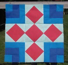 Anja Quilts: 2015 Fabri-Quilt Block Design