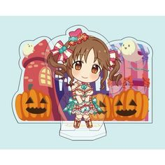 The Idolm@ster Cinderella Girls Acrylic Character Plate Petit 01 Airi Totoki