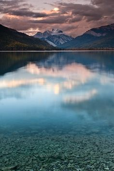 White Swan Lake - British Columbia, Canada