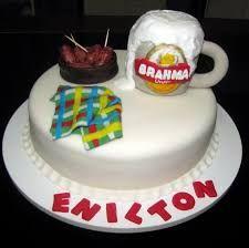 Resultado de imagem para bolos decorados masculinos