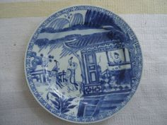Catawiki online auction house: Plate Romance of the Western Chamber - China - late 17th century ( Kangxi period )