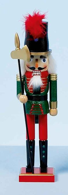 Nutcrackers | This nutcracker is a great addition to your army! | *Warning! This is not a toy. For Decorative Purposes only *