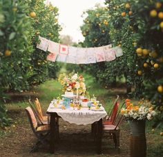 I will throw a dinner party like this