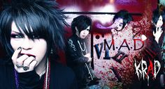 "KRAD released their 2nd maxi single ""M.A.D"" in February! You can listen to a sample of each song in the video below! Maxi single: M.A.D Release date: February 24th 2016 Tracks: 1. M.A.D…"