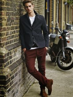 Men's Outfits To Look Casual 9