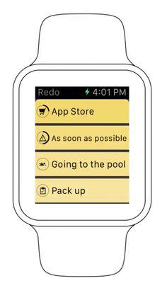 Watch App improvements and fixes with Redo Update V1.2.2 — Christian Deckert
