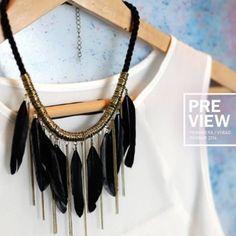 Meninas já conferiram o #preview das @lojasrenner? As roupas estão lindas, os acessórios maravilhosos e as penas estarão com tudo! #news #newstf #renner #preview #verão #coleção #blogger #instablogger #fashion glamour #moda #blog #beleza #instalike #instafollow #tagsforlike #girls #coisademenina #inlove #wishlist #acessórios