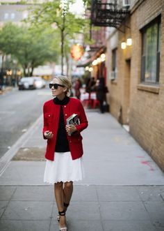 Damsel in Dior | 1 Jacket 3 Ways