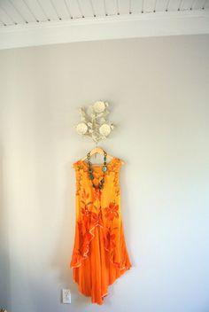 Womens tunic bohemian shirt boho chic by TrueRebelClothing, $52.00