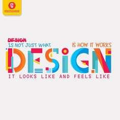 Design is not just what it looks like and feels like..Design is how it works.. #InnovativeSolutions for #tech #startups #technology #science & #entrepreneurs in #mobile #android #ios #app #apps #web #development #getintouch #mobileapps #website