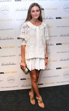 Chic in Chiffon: Olivia Palermo's Best Looks